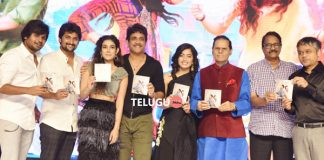 Devadas Audio launch Photos
