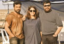It's a wrap for Ram Charan's Azerbaijan Schedule