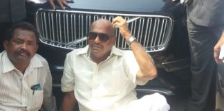 JC Diwakar's fight against AP Dera