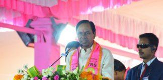 KCR invokes Tamil Model of Politics calling parties not to be slaves to Delhi.