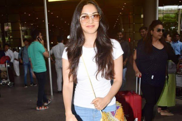 Kiara Advani bags Bollywood Arjun Reddy Remake
