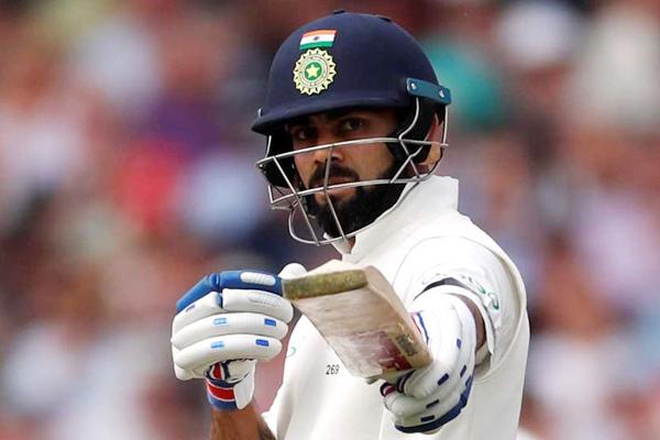 Kohli retains top spot in ICC rankings