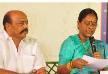 Konda Surekha questions KCR on giving land for Harikrishna memorial