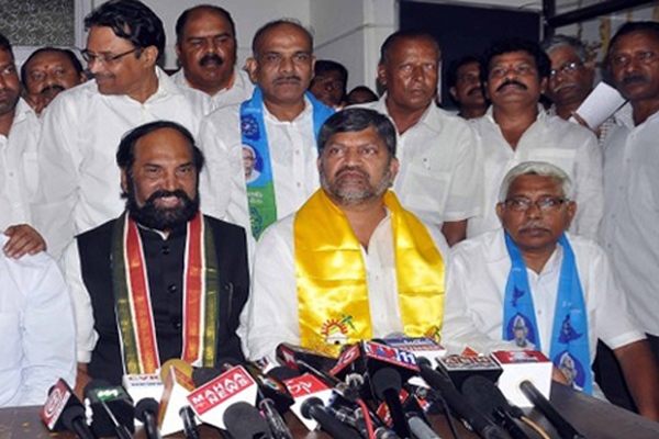Mahakutami: 95 seats for Cong, 14 for TDP, 6 for TJS and 4 for CPI