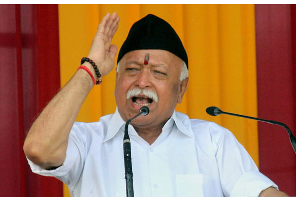 Hindus don't oppose anyone, don't aspire to dominate: RSS chief Mohan Bhagwat