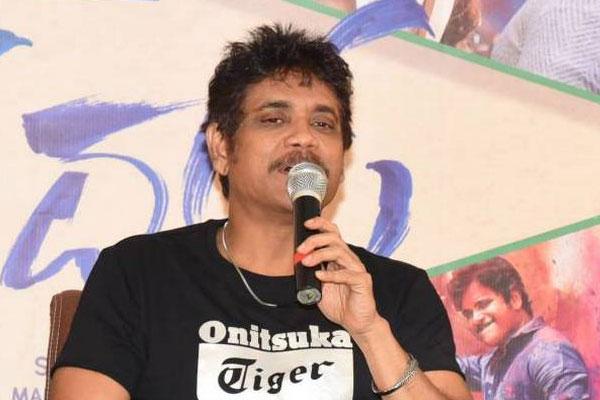 Nag's unusual comments irks DevaDas Makers