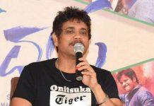 Tollywood director Sriram Aditya hurt with Nagarjuna 's comments