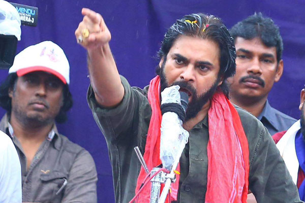 How was media coverage for Pawan Kalyan's yesterday meeting