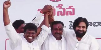 Pawan announces first MLA ticket to Pithani
