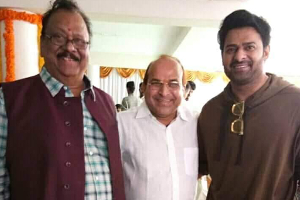 #Prabhas20 - Whopping budget for sets