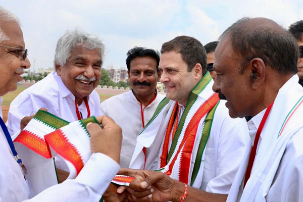 Same old promise from Rahul to AP