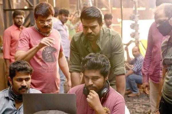 Title fixed for Charan – Boyapati film ?
