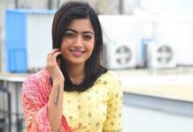 Rashmika steps out to respond about her breakup