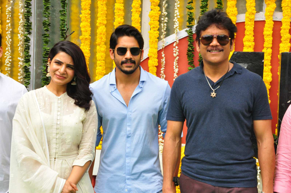 A busy September for Nagarjuna and co