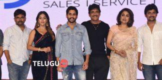Shailaja Reddy Alludu Pre-Release Event Last Set