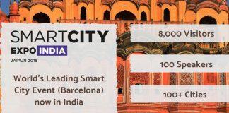 Amaravati designs a big hit at Jaipur Smart City Expo