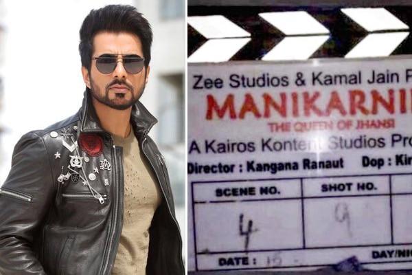 Sonu quits 'Manikarnika…'; Kangana blames male chauvinism