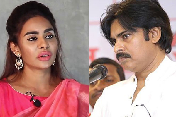 Sri Reddy delivers final punch: Pawan's murder plot issue