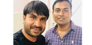 Srinivas Reddys fake facebook account used to raise funds