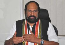 Telangana Congress chief Uttam Kumar Reddy vows to send KCR to jail