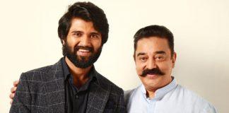 Vijay Deverakonda promotes NOTA in Bigg Boss Tamil Show