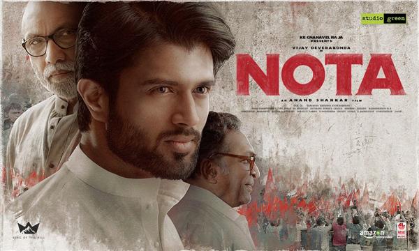 Vote for NOTA release date, says Vijay Deverakonda