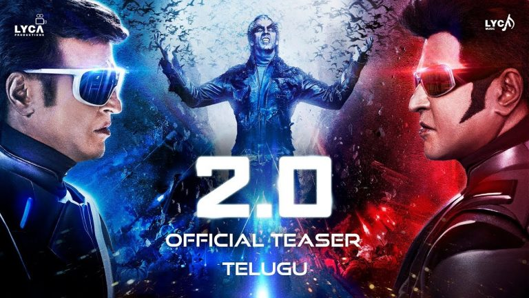 '2Point0' teaser becomes a rage