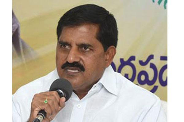 Jagan treats other leaders like pigs, says Minister Adinarayana