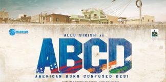 Allu Sirish's ABCD Release Date