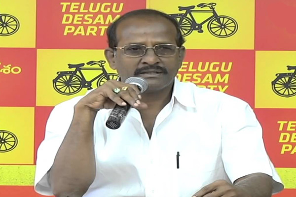 TDP MLC controversial comments on Jagan's attack
