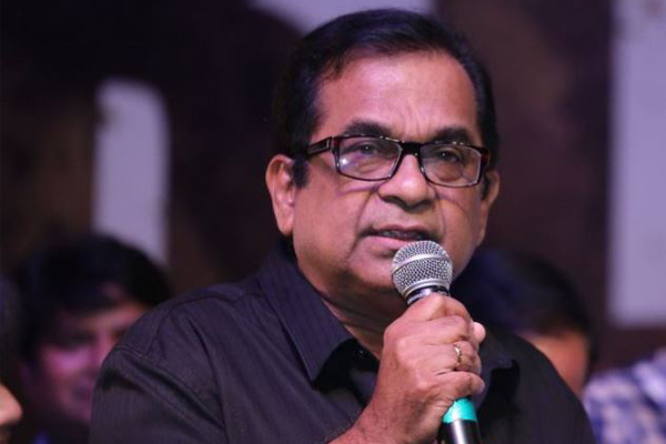 Brahmanandam reveals the real reason for his downfall in Tollywood