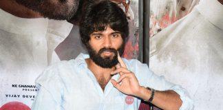 Chandrababu is the best CM and I like KTR: Vijay Deverakonda