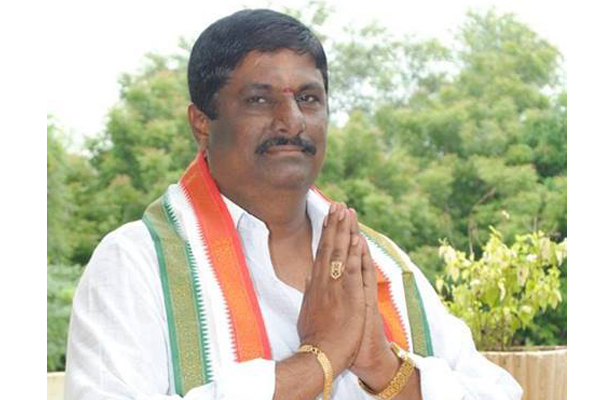 Another senior Congress leader joining Jana Sena