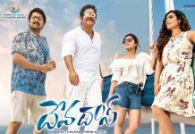 Devadas First Week Worldwide Collections