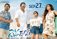 Devadas Worldwide Closing Collections