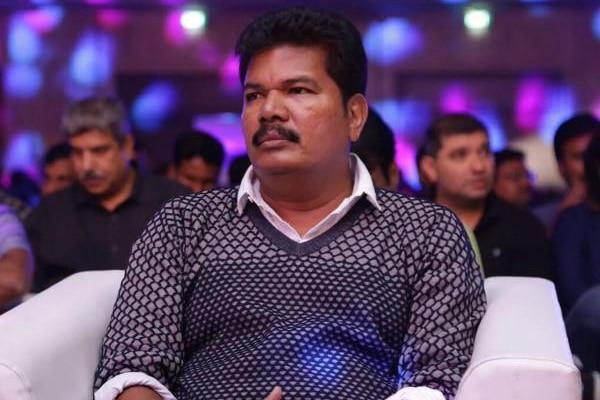 Director Shankar jealous of Baahubali success?