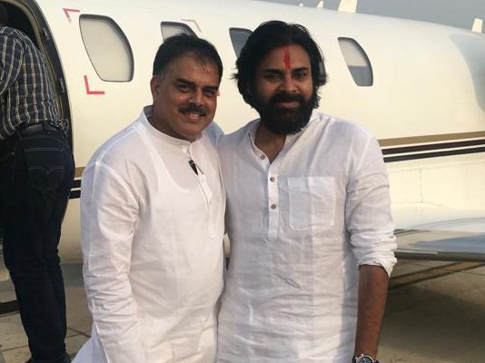 Big boost to Janasena with prominent leaders joining