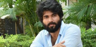 ' I will be back ' asserts Vijay Deverakonda