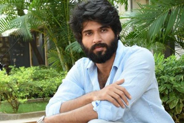 ' I will be back ' asserts Vijay Deverakonda