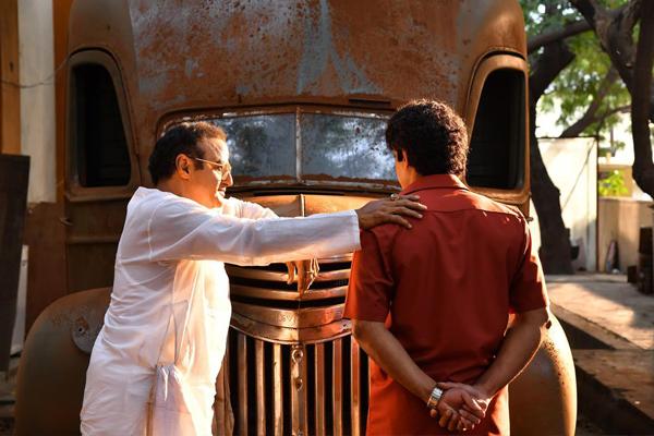 Kalyan Ram reprises Hari Krishna in NTR biopic