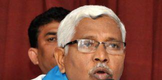 Kodandaram refuses to share dais with Rahul Gandhi