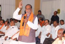 BJP won't have tie-ups in Telangana , says Laxman