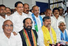 Mahakutami: 95-97 seats for Congress , 12 for TDP