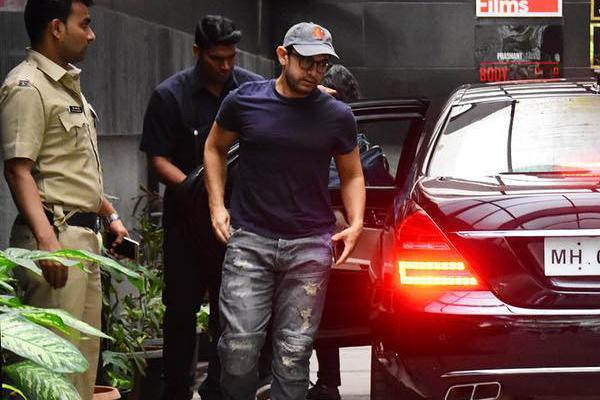 MeToo effect: Aamir walks out of movie, director says innocent