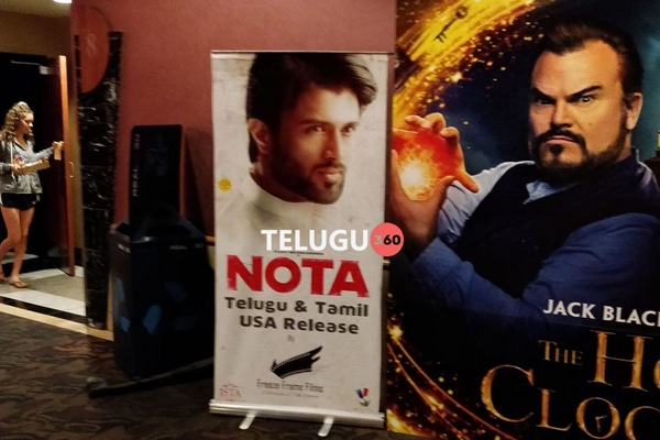 Pics : NOTA frenzy in USA