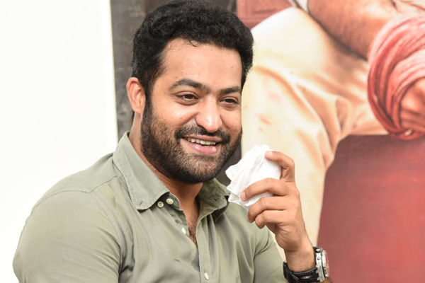 NTR opens up about six pack transformation