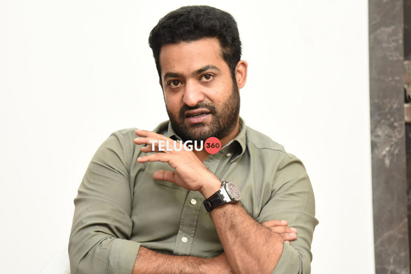 NTR responds about Agnyaathavaasi Disaster