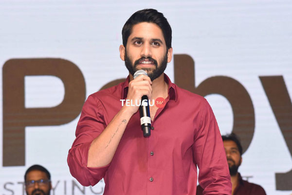 I believed content over combination for Savyasachi : Naga Chaitanya