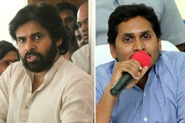Is YSRCP & Janasena leaders holding secret meeting over alliance in AP in 2019 elections?