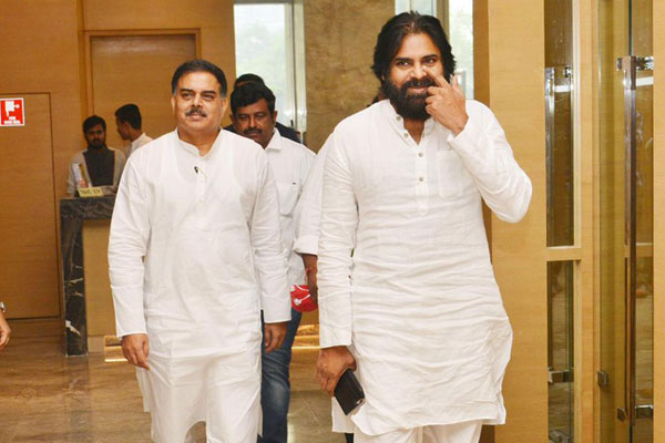 Why Pawan Kalyan showing interest to understand BSP Leaders?